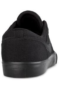 Nike SB Solarsoft Portmore II Canvas Schuh (black black)