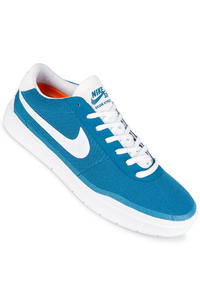 Nike SB Bruin Hyperfeel Canvas Shoes (industrial blue white)
