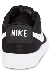 Nike SB Blazer Vapor Textile Schuh (black white)