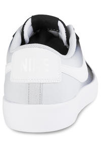 Nike SB Blazer Vapor Textile Schuh (black white pure platinum)
