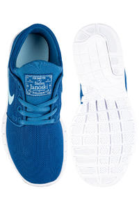 Nike SB Stefan Janoski Max Zapatilla kids (industrial blue still blue)