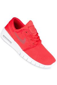 Nike SB Stefan Janoski Max  Shoe (track red white)