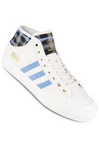 adidas Gonz x Snoop Dogg Matchcourt Mid Shoes (core black crystal white)