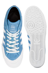adidas Skateboarding Matchcourt Mid x MJ Shoes (blue white)