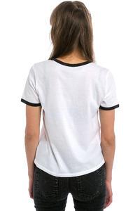 Vans V Tangler T-Shirt women (white black)