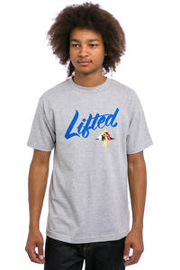 LRG Lifted Script T-Shirt (ash heather)