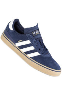 adidas Skateboarding Busenitz Vulc ADV Shoes  (navy white gum)
