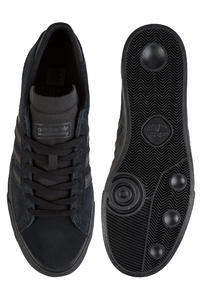 adidas Skateboarding Campus Vulc II ADV Shoes (core black core black core black)