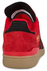 adidas Skateboarding Busenitz Shoes (scarlet core black gum)