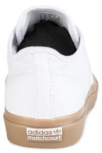 adidas Skateboarding Matchcourt RX Schuh (white white gum)