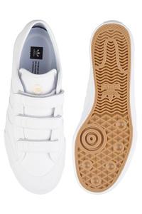 adidas Skateboarding Matchcourt CF Schuh (white white white)