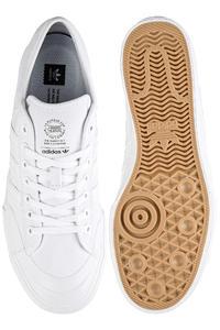 adidas Skateboarding Matchcourt Schuh (white white white)