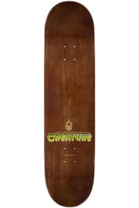 "Creature Team The Thing Resurrection 8"" Deck (black green)"