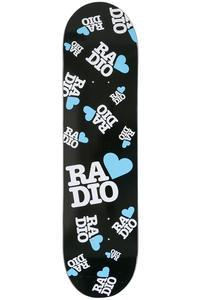 """Radio Love 8"""" Tabla (black)"""
