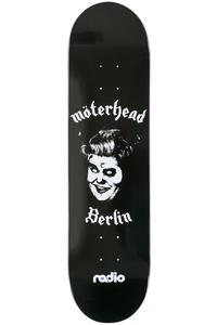 """Radio Möterhead 8"""" Tabla (black)"""