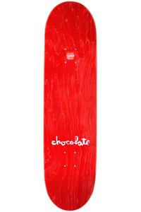 "Chocolate Hsu Original Chunk 8.375"" Deck (black red)"