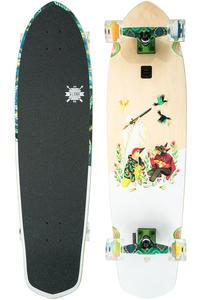 """Globe Blazer XL 36.25"""" (92,1cm) Komplett-Longboard (earthly delights)"""