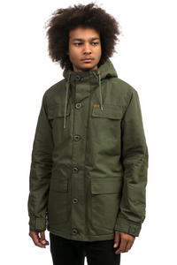 Globe Goodstock Thermal Parka Jacket (ivy)