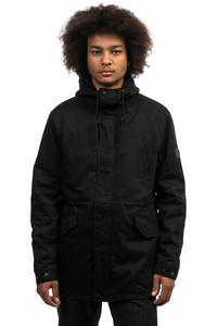 Globe Goodstock Thermal Fishtail Jacket (nu black)