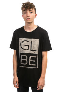 Globe Cracker T-Shirt (black)