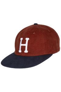 HUF Classic H 6 Panel Cap (navy henna)