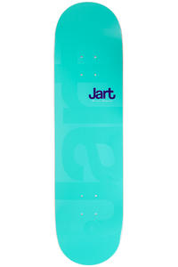 "Jart Skateboards Biggie 8.25"" Deck (turquoise)"