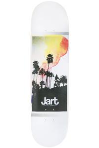 """Jart Skateboards Painting 8"""" Planche Skate (white)"""