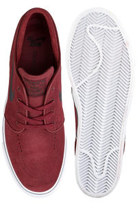 Nike SB Zoom Stefan Janoski Zapatilla (dark team red black)