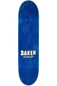 """Baker Brand Logo 8.25"""" Deck (turquoise)"""