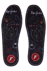 Footprint Gustavo Illuminist King Foam Flat Einlegesohlen (multi)