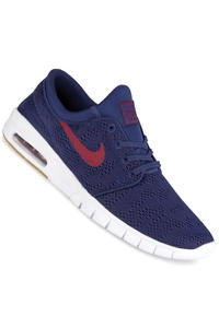 Nike SB Stefan Janoski Max Chaussure (binary blue team red)
