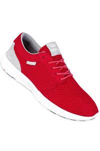 Supra Hammer Run  Shoe (red white)