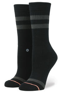 Stance Uncommon Classic Crew Socken US 5-10,5 women (black)