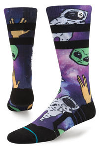 Stance Snow Space Out Socken US 6-12 (purple)