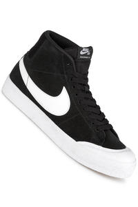 Nike SB Zoom Blazer Mid XT Shoes (black white gum light brown)