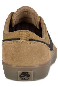 Nike SB Solarsoft Portmore II Chaussure (golden beige black)