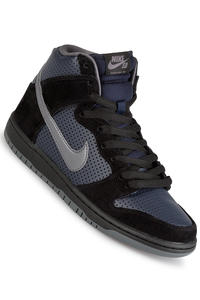 Nike SB Dunk High OG Gino Iannucci QS Shoes (black light graphite)