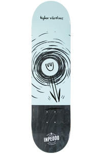 "Inpeddo Higher Vibrations 8.125"" Planche Skate (black)"