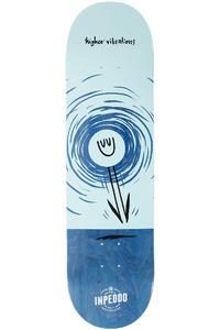 "Inpeddo Higher Vibrations 8.5"" Planche Skate (blue)"