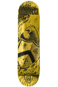"Zero Thomas Whosoever Rise Above Impact Light 8"" Deck (gold)"
