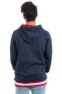 SK8DLX Athletic Hoodie (navy red)