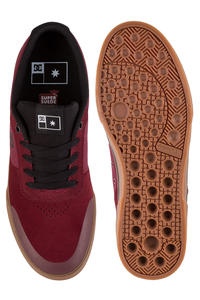 DC Switch Plus S Shoes (maroon)