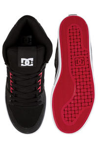 DC Spartan High WC Shoes (black red black)
