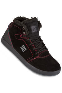 DC Crisis High WNT Shoes  (black red white)