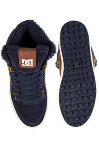 DC Spartan High WC WNT Shoes (navy)