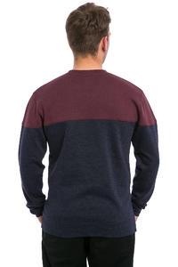 DC Rebel Block Sweatshirt (dark indigo)