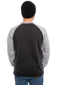 DC Rebuilt 2 Raglan Sweatshirt (black)