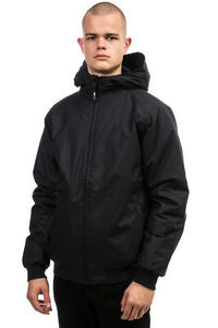 Cleptomanicx Polarzipper Hemp 3 Jacket (dark navy)