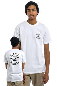 Cleptomanicx Game T-Shirt (white)