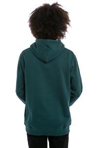 Cleptomanicx Gull 2 Hoodie (dark sea green)